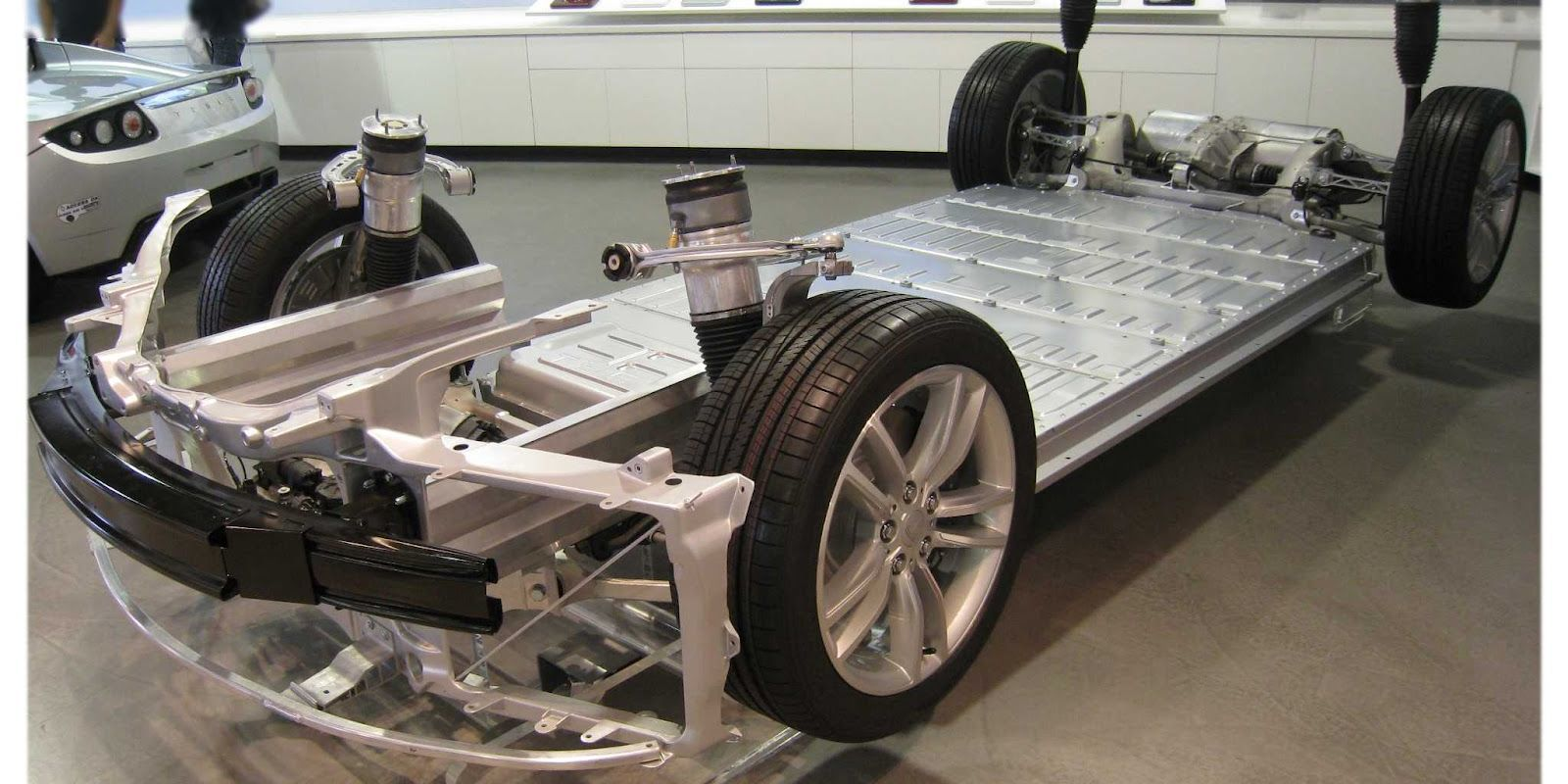 Tesla Battery Car Used