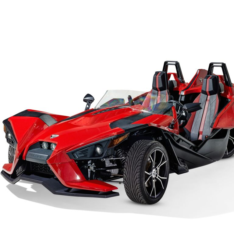 The Polaris Slingshot Is The $20,000 Three-Wheeler A