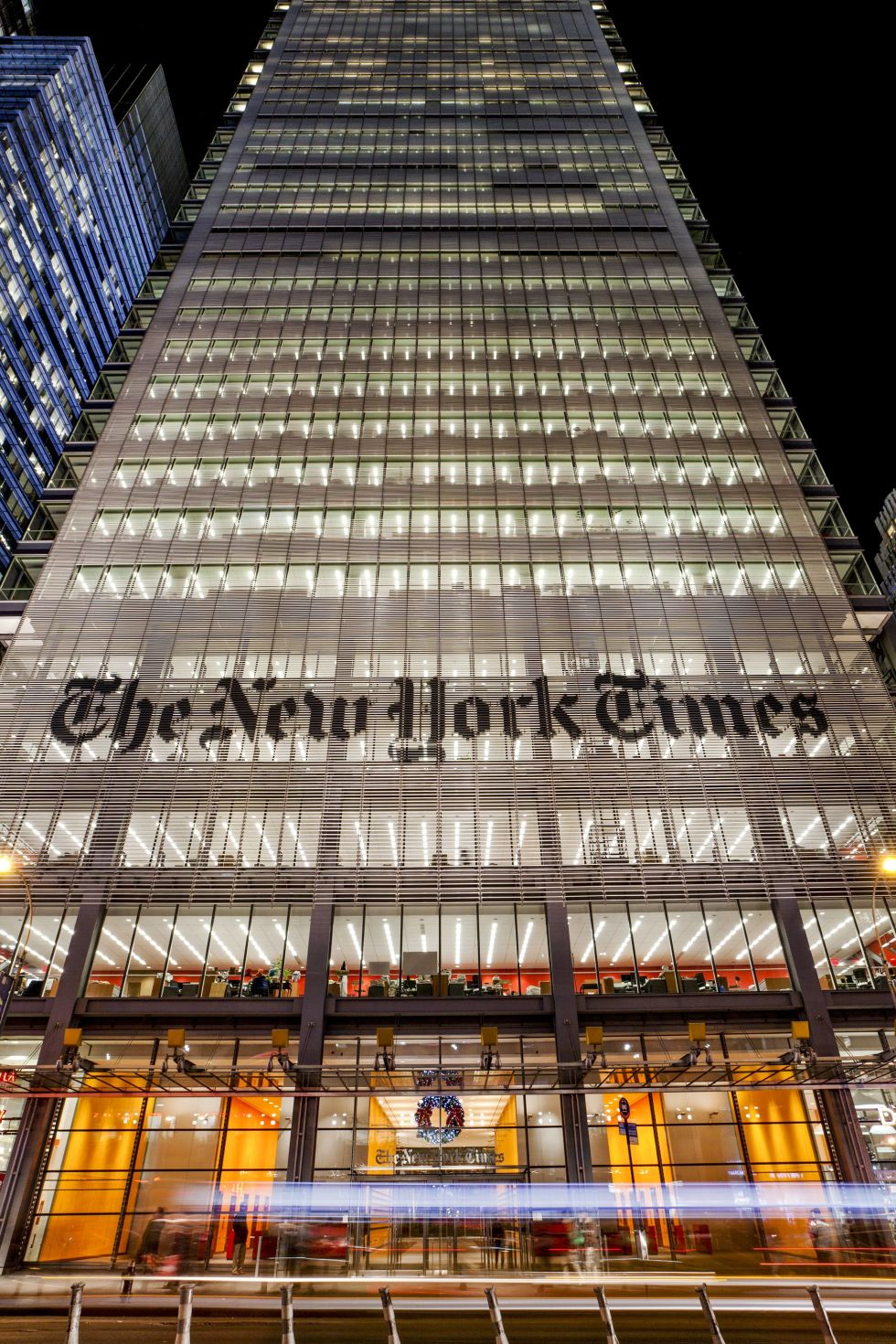 how the new york times works architect renzo piano designed the times headquarters in manhattan which opened in 2007 it s near times square which was d after the paper a hundred
