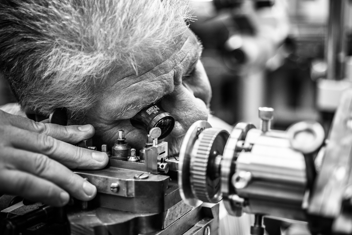 Inside The Shop Of The Last Great American Watchmaker
