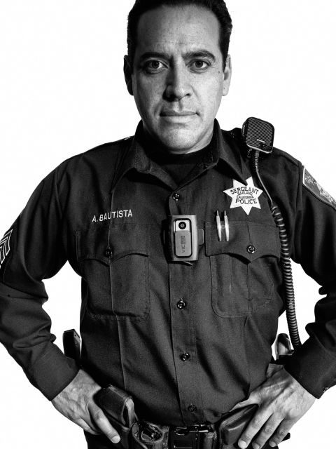 Sgt. Arturo Bautista<br /> Oakland Police Department<br /> Years of service: 23