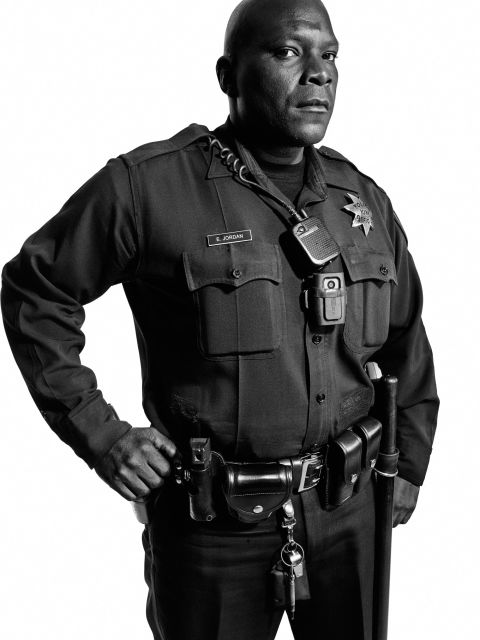 Officer Ephrian Jordan<br /> Oakland Police Department<br /> Years of service: 3