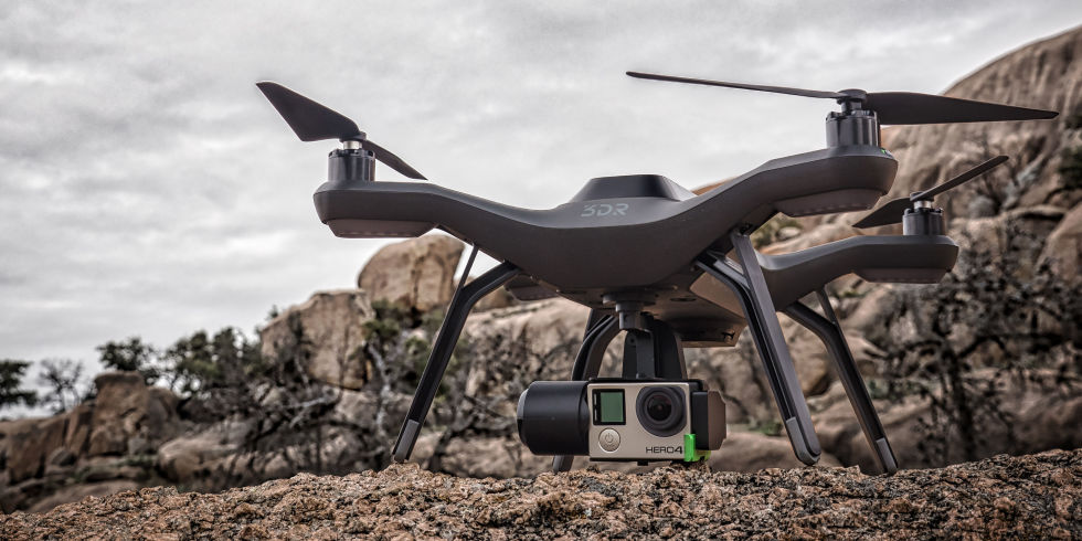 3D Robotics' New Drone Wants to Bring Moviemaking to the Sky
