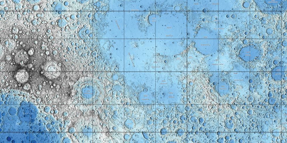 Here Are Two New MindBlowing Maps of the Moon