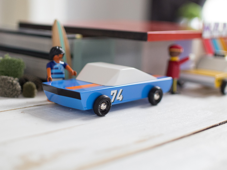 Cool Toys Cars : These gorgeous wooden toy cars are a kickstarter hit