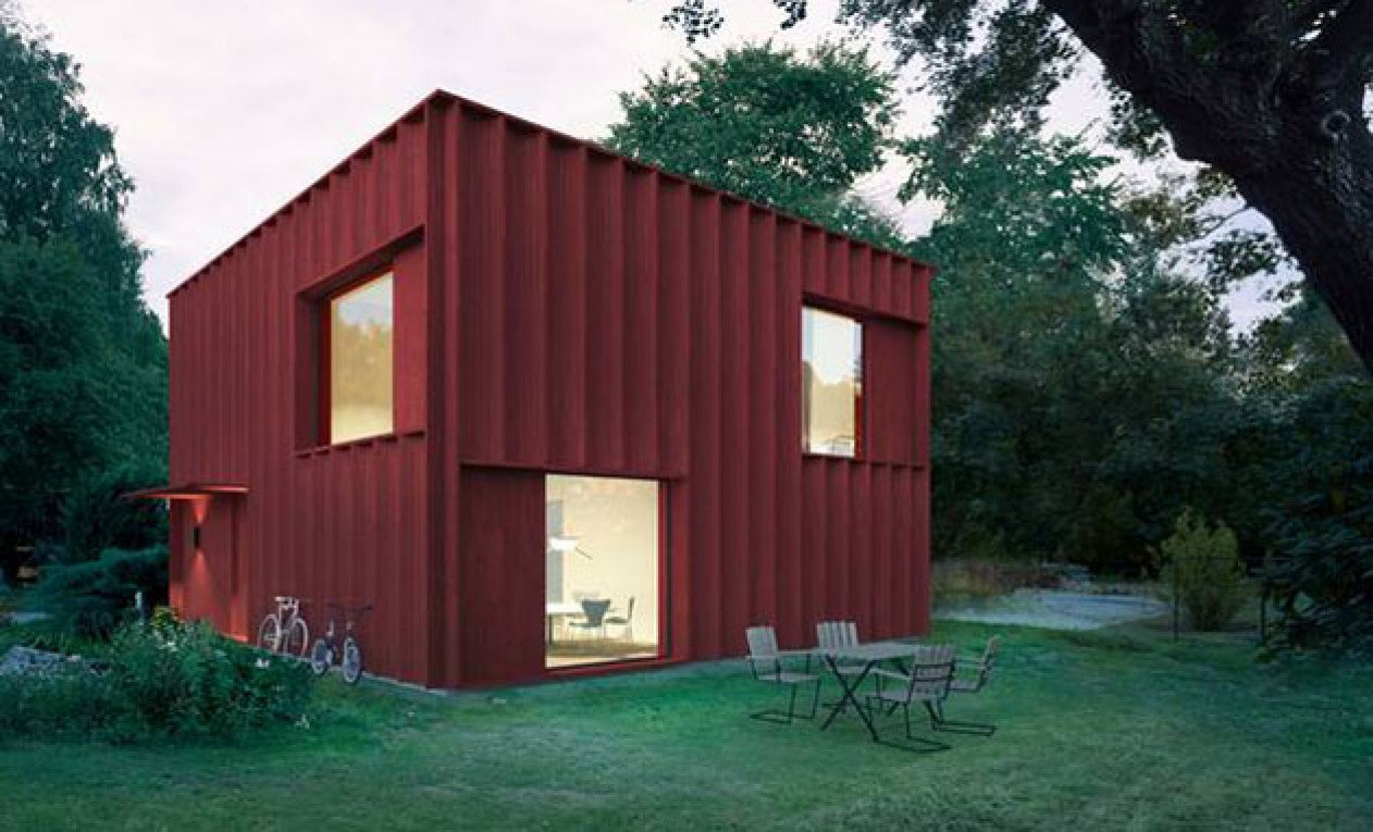 This Is the Crowdsourced Swedish Dream House Designed by 2