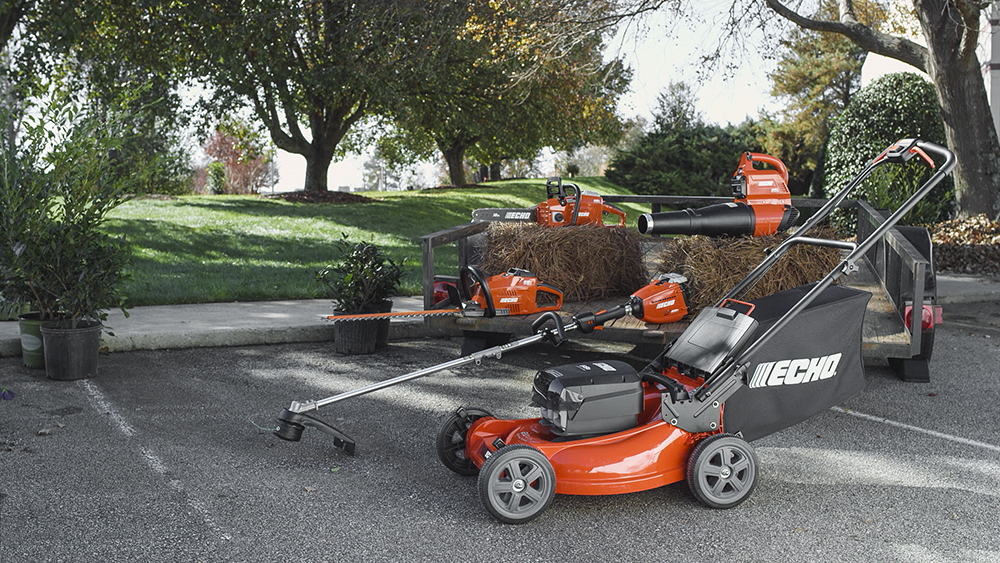 Best New Tools Echo 39 S Electric Lawn And Garden Machines