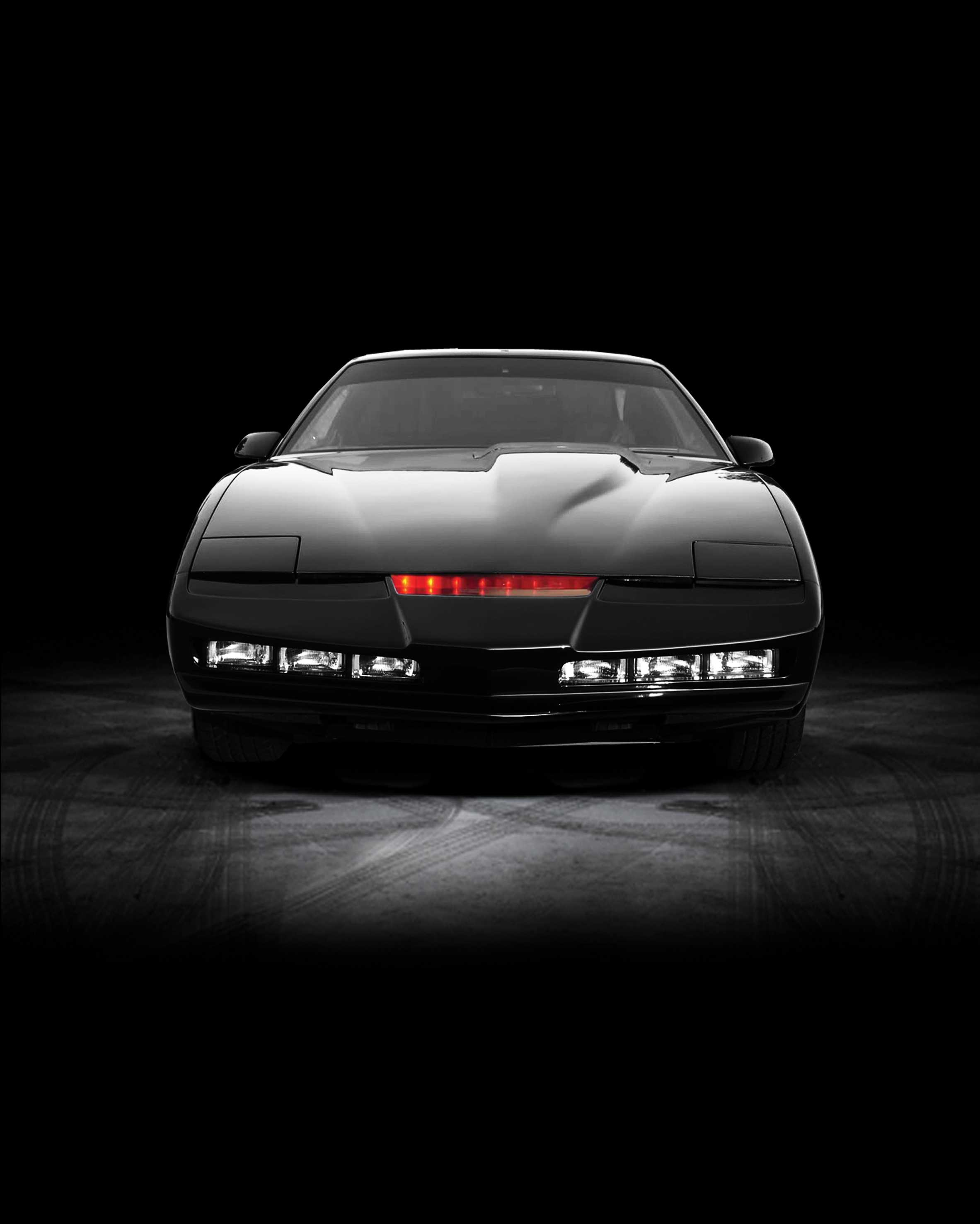 Iam A Rider Song: Place Your Bid Now On This 'Knight Rider' KITT Trans Am