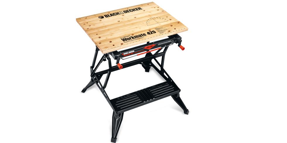 Foyer Bench Popular Mechanics : Why the black decker workmate belongs in tools hall
