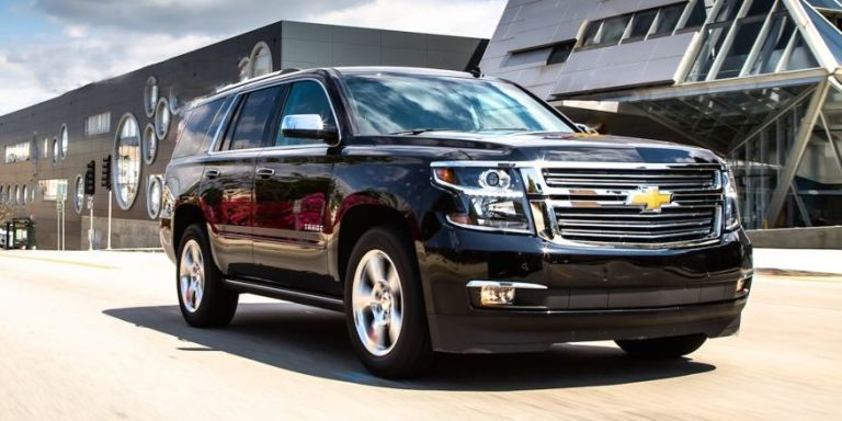 every full size suv ranked from worst to best. Black Bedroom Furniture Sets. Home Design Ideas