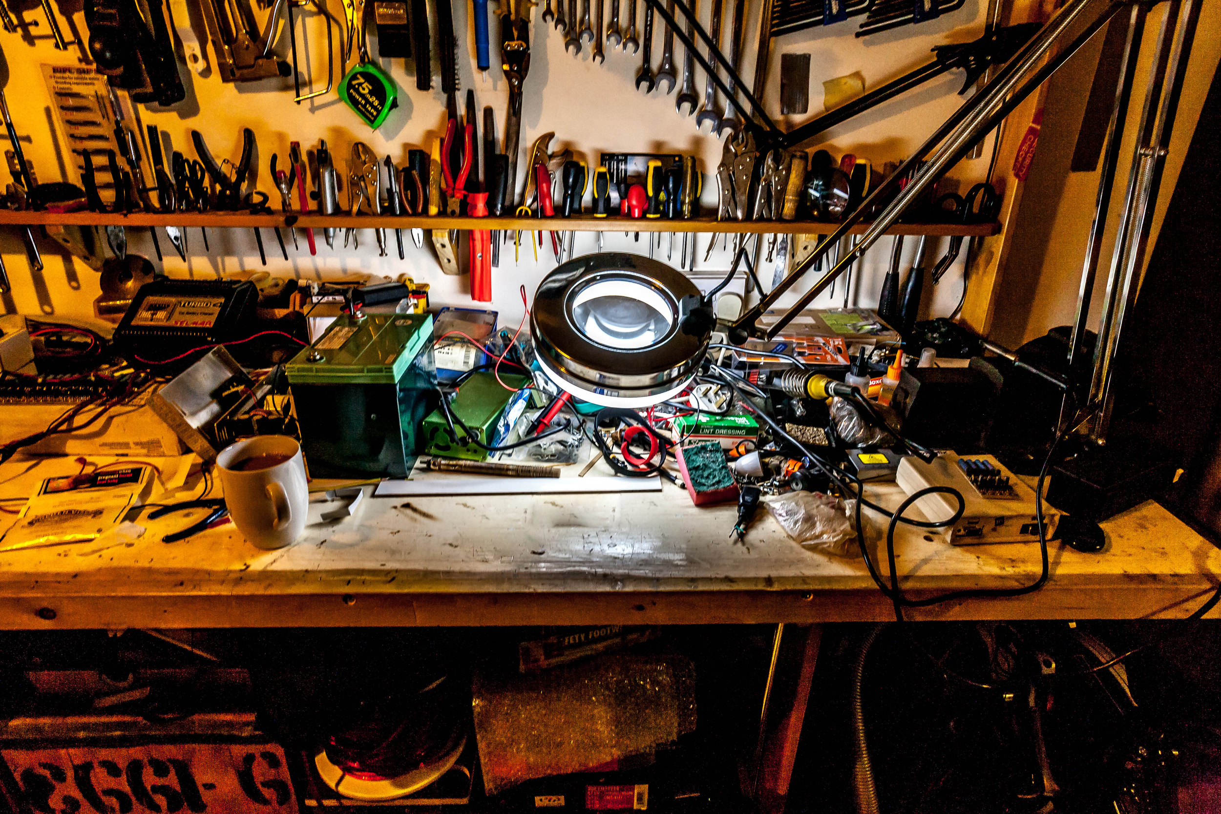 how to build the perfect workshop tools every garage