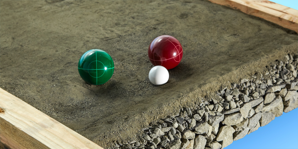 How To Build A Backyard Bocce Ball Court