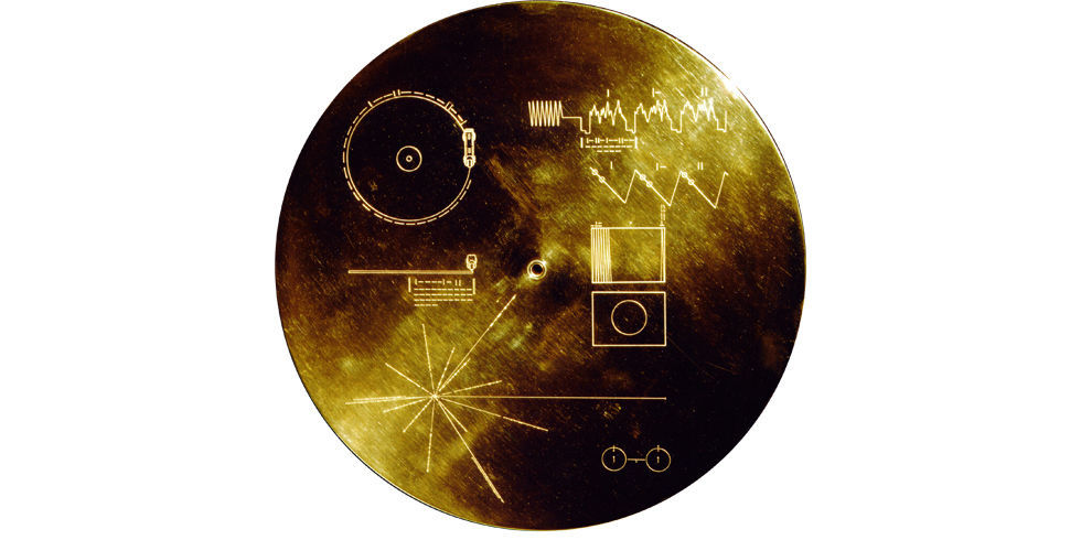 You Can Now Listen to the Voyager Golden Record
