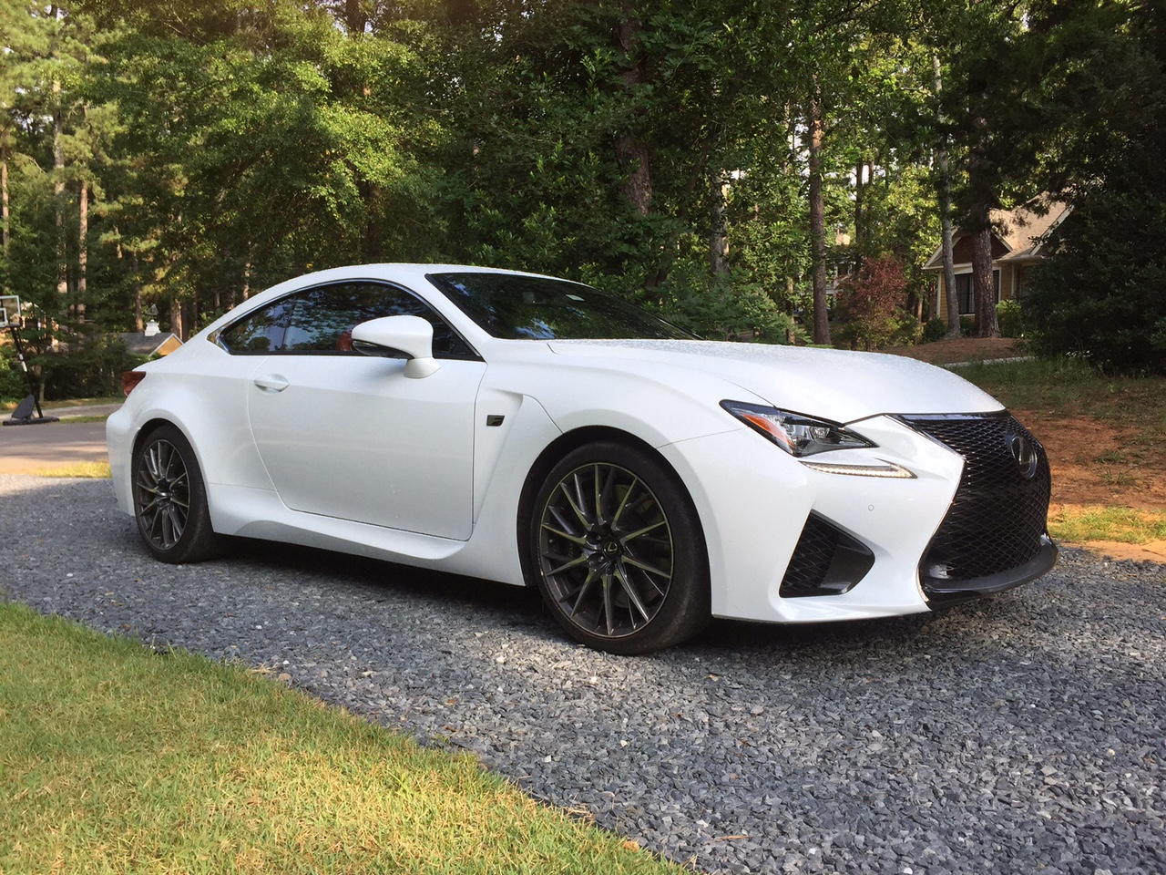 the lexus rc f is a v8 beast in a turbo world. Black Bedroom Furniture Sets. Home Design Ideas