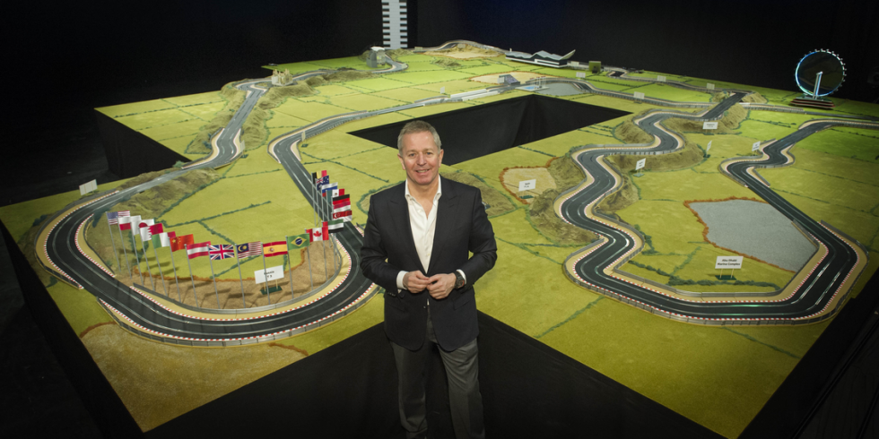Car Auction Apps >> This Enormous Slot-Car Track Is Up for Auction