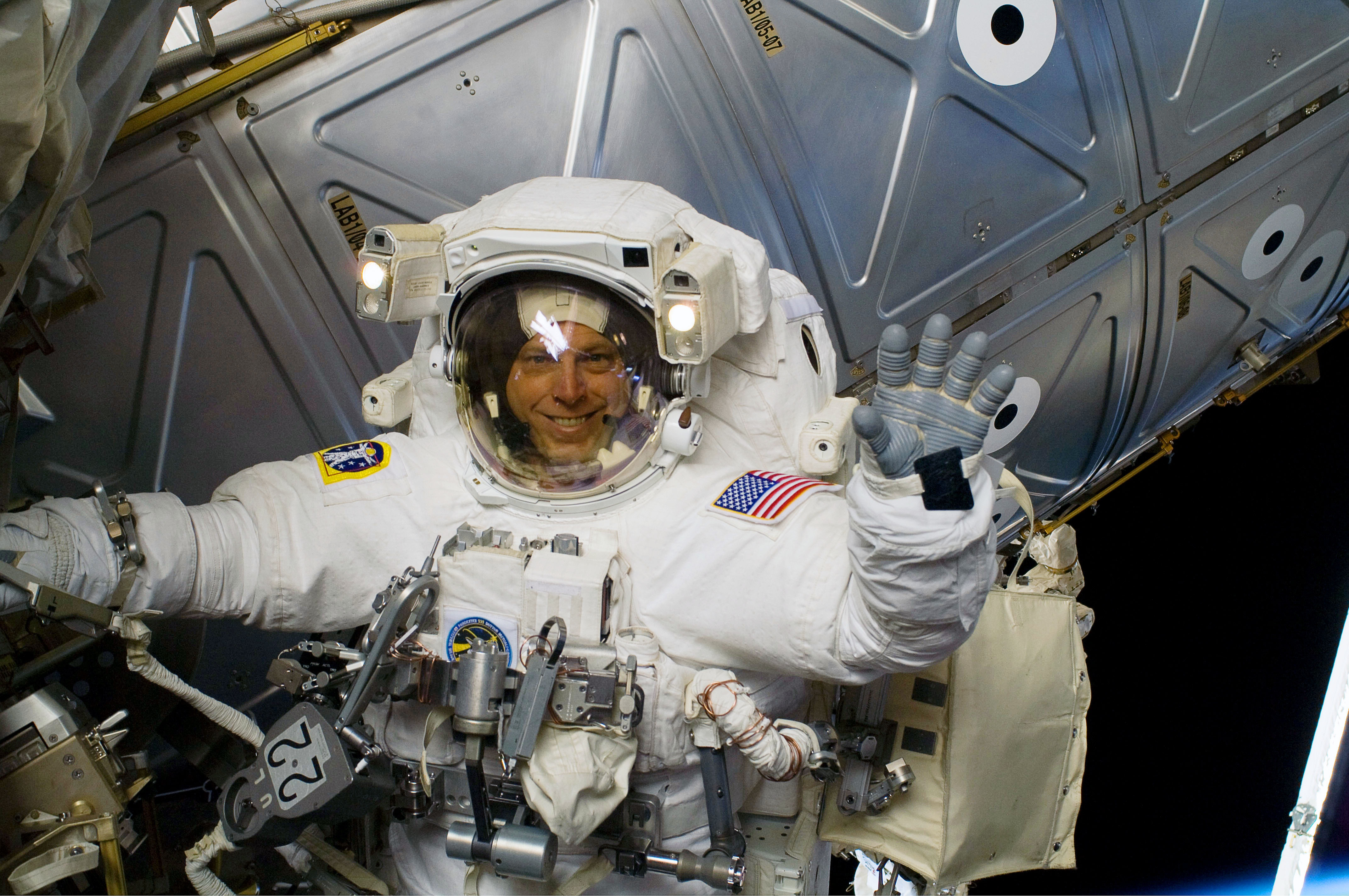 astronaut who was in space for a year - photo #36