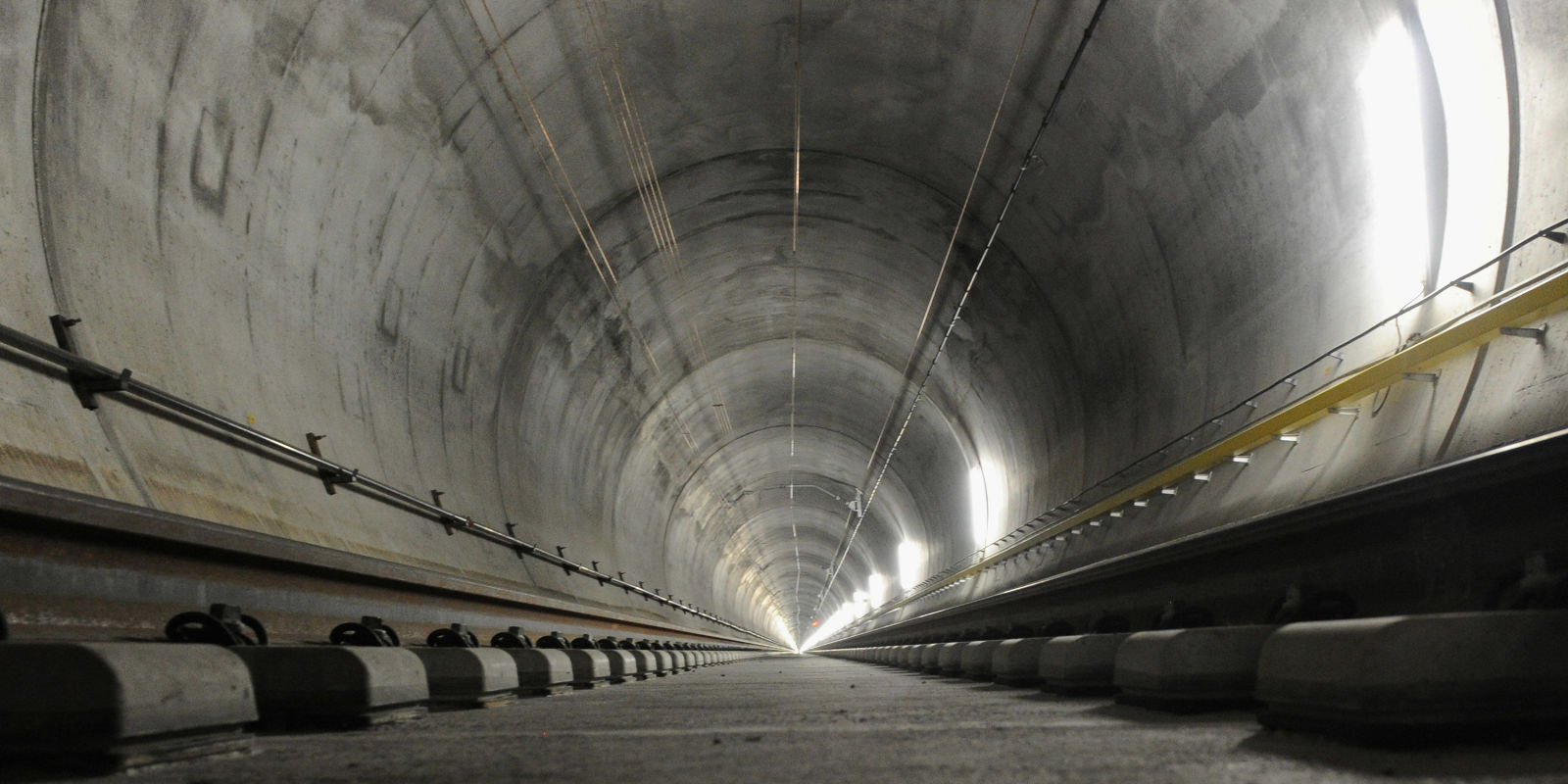 The Longest Tunnel In the World Is Now Finished