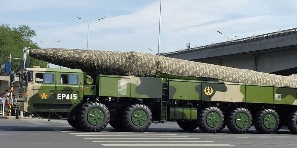 Image result for china new missile DF-26