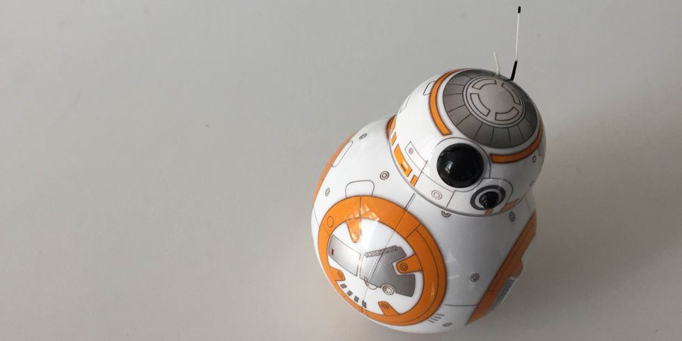 Here It Is: The 'Star Wars' BB-8 Rolling Droid Toy