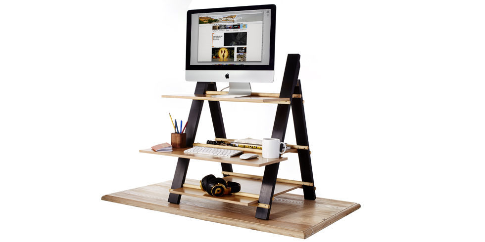 Standing Desks Executive Stand Up Desk: How To Build A Stand-Up Desk