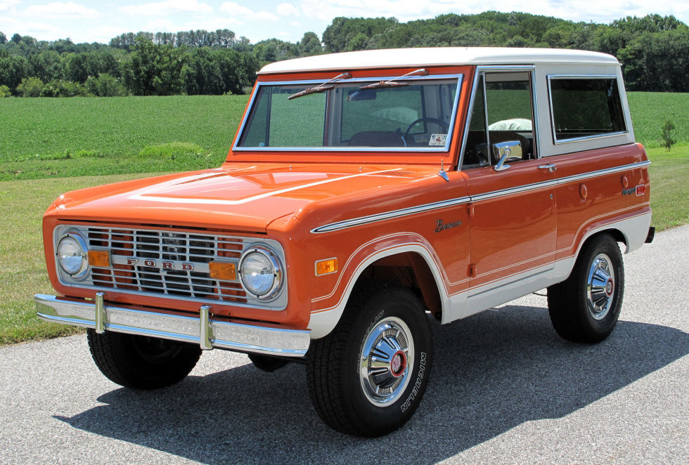 The Ford Bronco has been a hero to 4WD enthusiasts since it hit the market in & 10 Undervalued Retro Cars Suddenly Skyrocketing in Value markmcfarlin.com