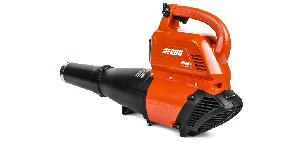 Echo Battery Blower : The best battery operated leaf blowers powered