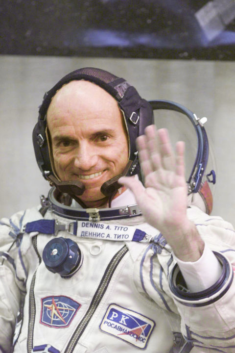 tito going to mars - photo #5