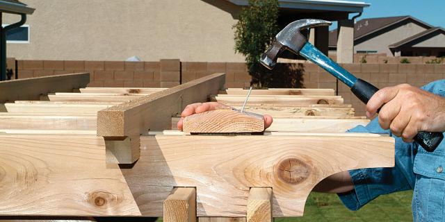 - How To Build A Pergola Step By Step - DIY Building A Pergola