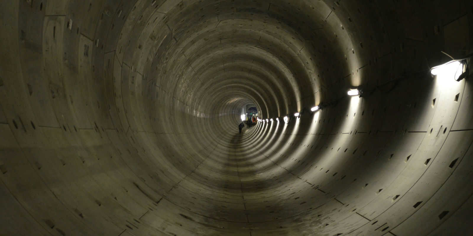 Scientists have built a one way tunnel for sound for Construction de tunnel