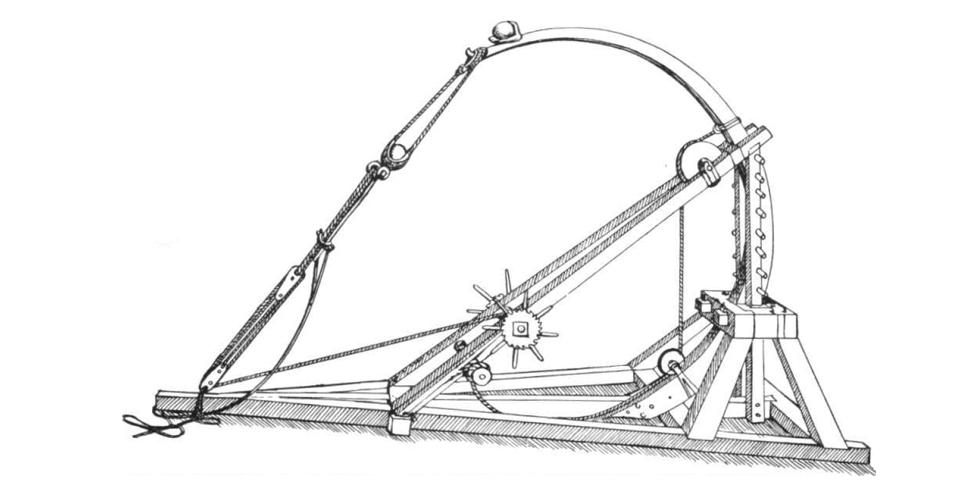 how to build leonardo da vinci u0026 39 s catapult