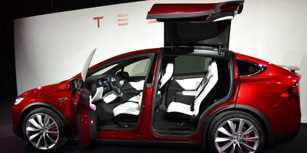 Tesla Model Y Pinterest: Tesla Model Y Crossover Hinted