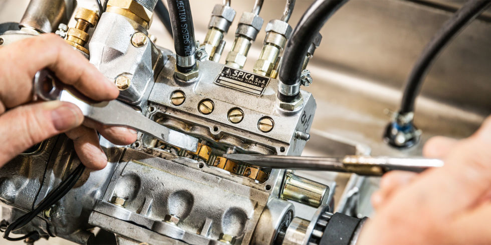 Full Force Diesel >> The Lost Art of Mechanical Fuel Injection