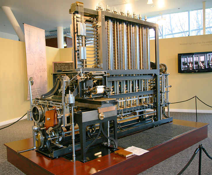 Babbage's Difference Engine No. 2 - YouTube |The Difference Engine