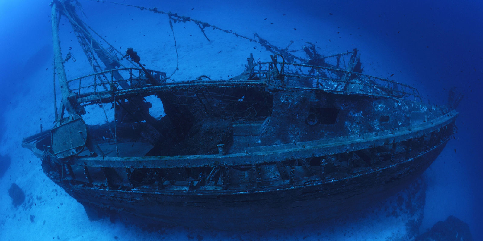 What's the Total Value of the World's Sunken Treasure? Pacific Ocean Underwater Map
