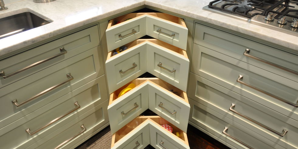 11 ways to squeeze in more kitchen storage. beautiful ideas. Home Design Ideas