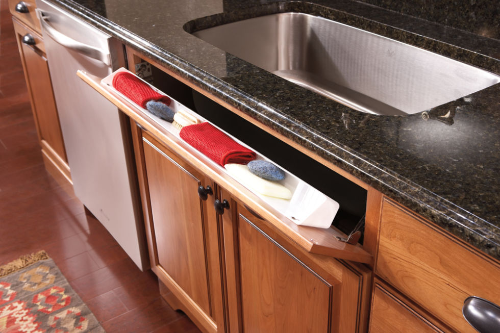 2 tilt out sink front drawer - Kitchen Sink Drawer