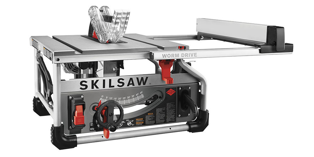 Best New Tool Skil Worm Drive Table Saw