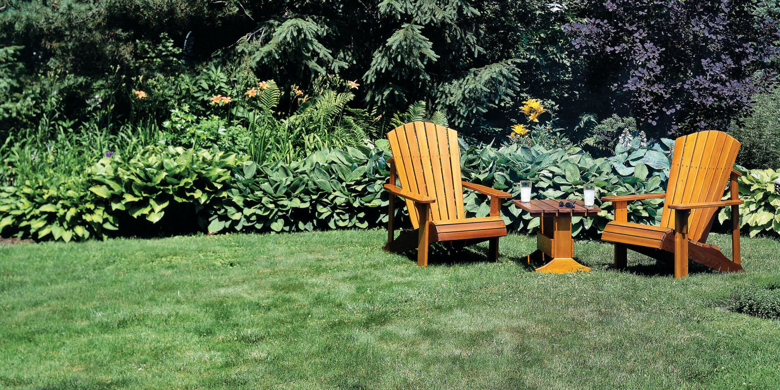 Easy Adirondack Chair Plans - How to Build Adirondack ...