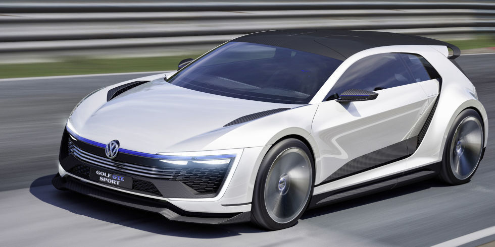 The Future Of Volkswagen Golf Concept In America