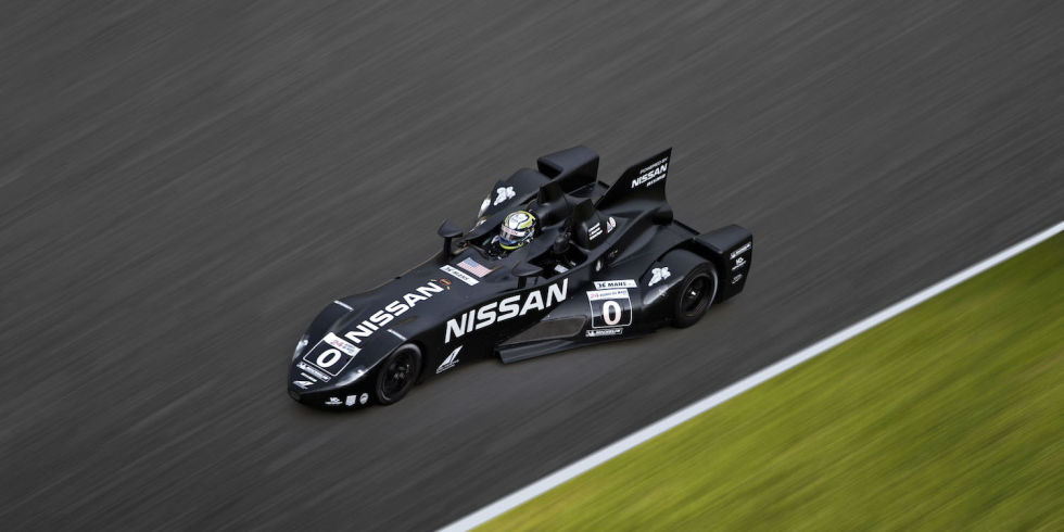 Deltawing Inside The Most Radical Experiment In Racing