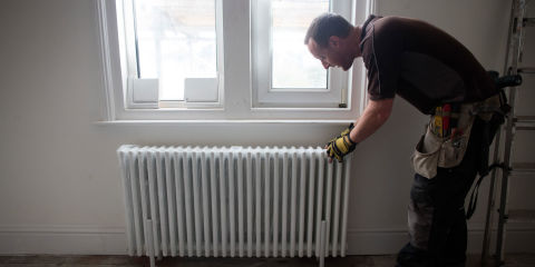 How To Shut Up That Noisy Steam Radiator