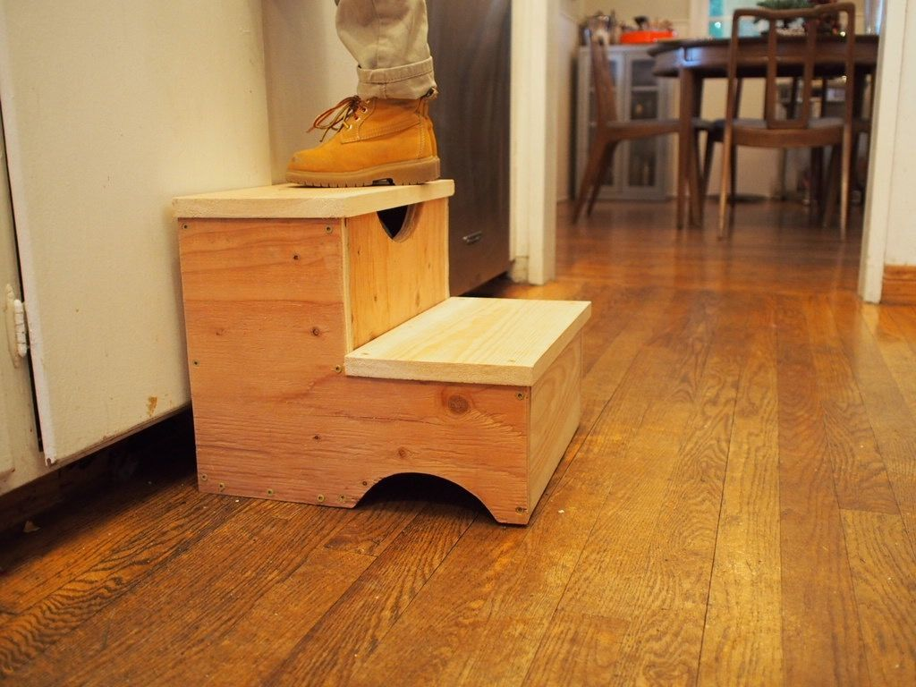 & How to Build a Storage Step Stool for Kids islam-shia.org