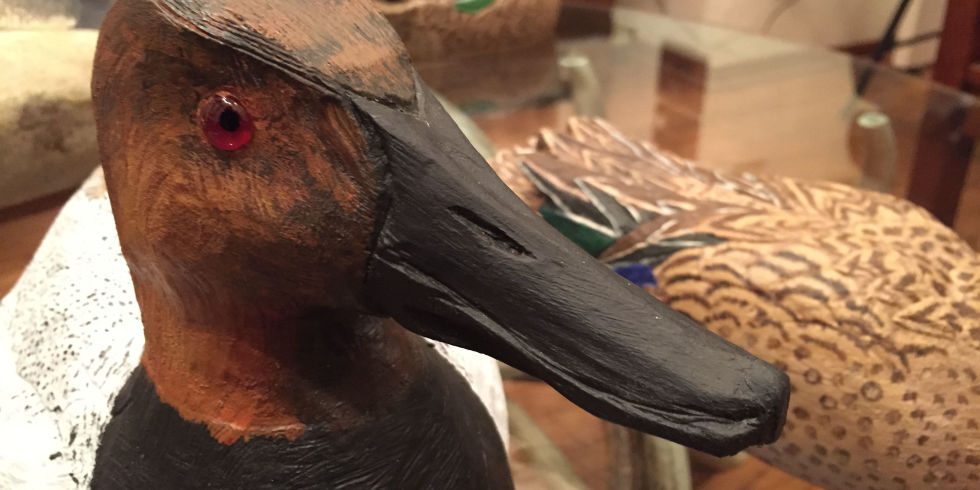 best wood for carving duck decoys 1