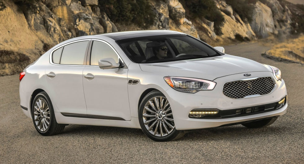 The Best Large Sedans In