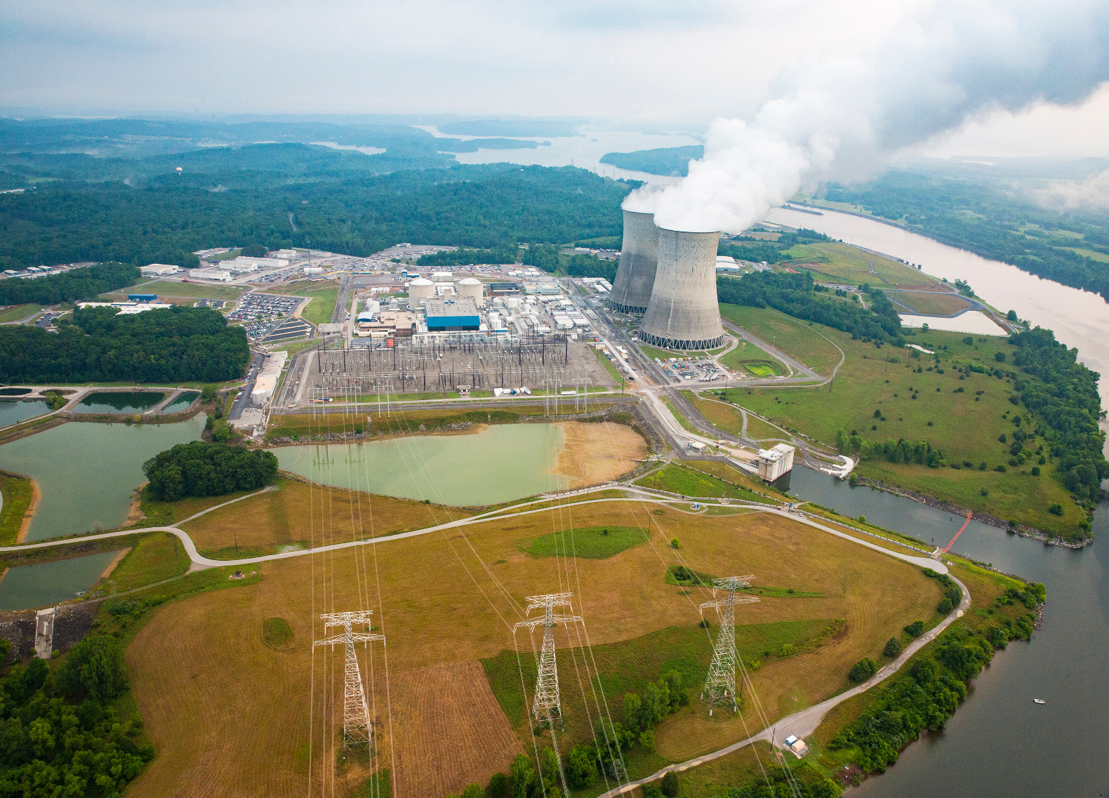 Can America Turn Its Nuclear Power Back On - Us nuclear power plants map florida