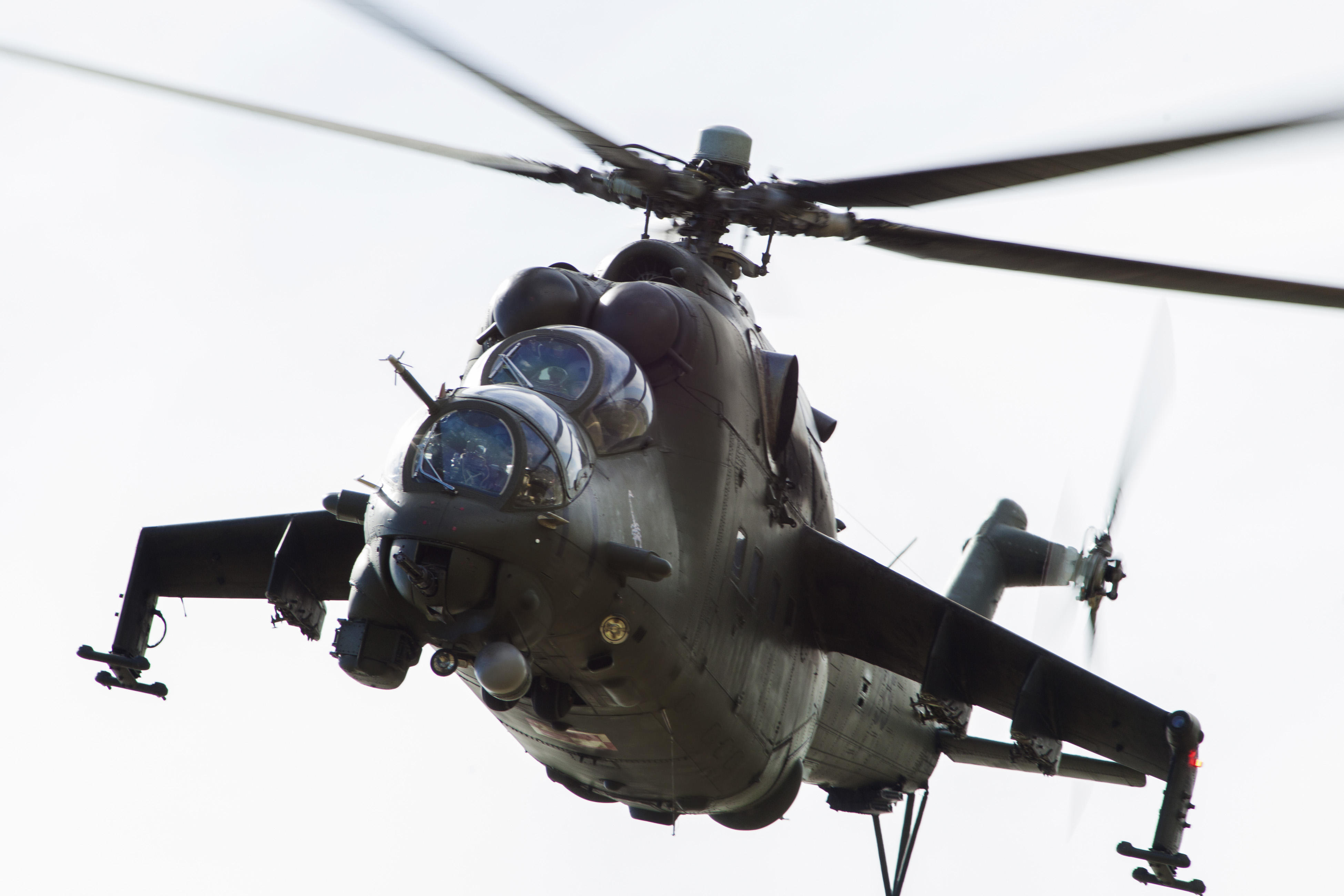 russian attack helicopter upgraded to increase speed
