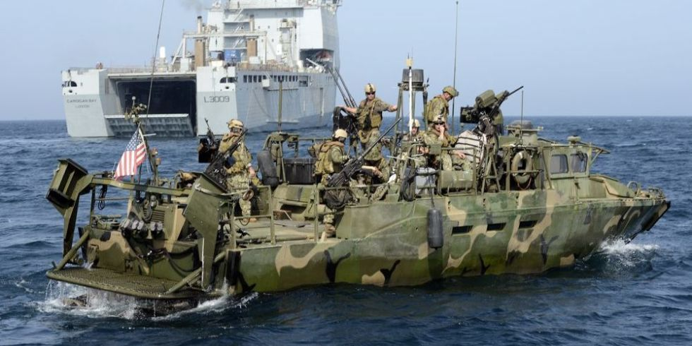 Those Boats Iran Seized Are Fast, Mean, and Crucial to the U.S. Navy