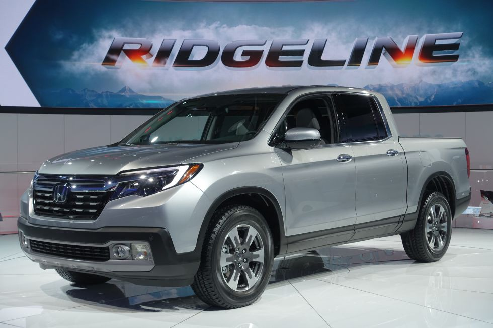 The 10 Best New Trucks Vans and Crossovers of the 2016 Detroit