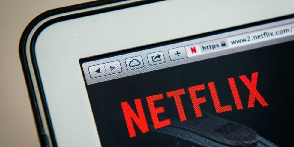 netflix bigger than internet?