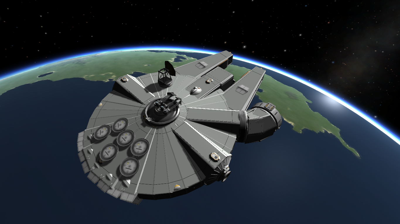 kerbal space program battlestar - photo #47
